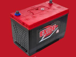 Exide Car Batteries